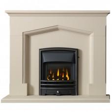 "Gallery Coniston 54"" Jurastone Fireplace Suite"