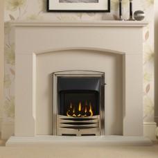 "Gallery Dacre 54"" Jurastone Fireplace Suite"