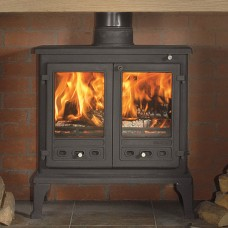 Gallery Firefox 12 Boiler Multifuel Stove