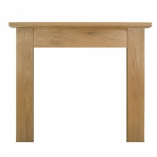 Gallery Lincoln Oak Wood Fire Surround