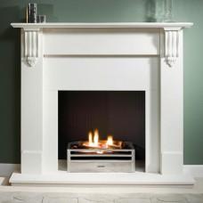 Gallery Richmond 54'' Stone Inglenook Fireplace