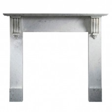 Gallery Richmond 54'' Marble Fire Surround