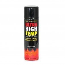 Gallery Ultra High Temperature Spray Paint - 6 Box 450ml Can