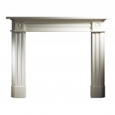 "Gallery Chiswick Marble 56"" Fireplace Surround/Mantel"