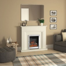 "Be Modern Hayden 46"" Electric Fireplace Suite"