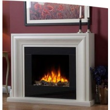Katell Varese 45'' Electric Fireplace Suite