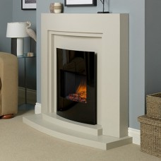 Katell Alston Electric Fireplace Suite