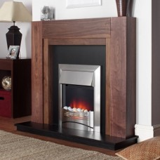 Katell Hurworth Electric Fireplace Suite