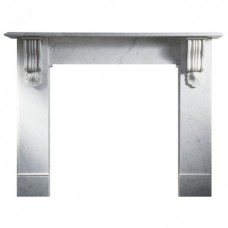 Gallery Kingston 56'' Marble Fire Surround
