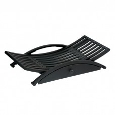 Gallery Small Nexus Cast Iron Fire Basket