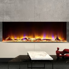 Celsi Electriflame VR 1100 3-Sided Wall Mounted Electric Fire