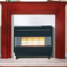 Robinson Willey Firegem Visa Highline Radiant Gas Fire