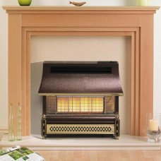 Robinson Willey Sahara Safeguard Radiant Gas Fire