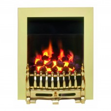 Valor Blenheim Full Depth Brass Gas Fire