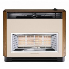 Valor Brava Radiant Teak Gas Fire