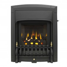 Valor Dream Slimline Homeflame Black Gas Fire