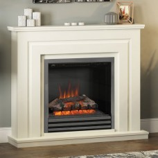 "Be Modern Whitham 48"" Electric Fireplace Suite"