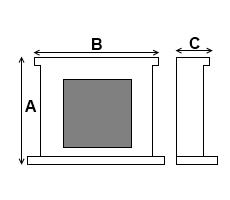 Suite Dimensions